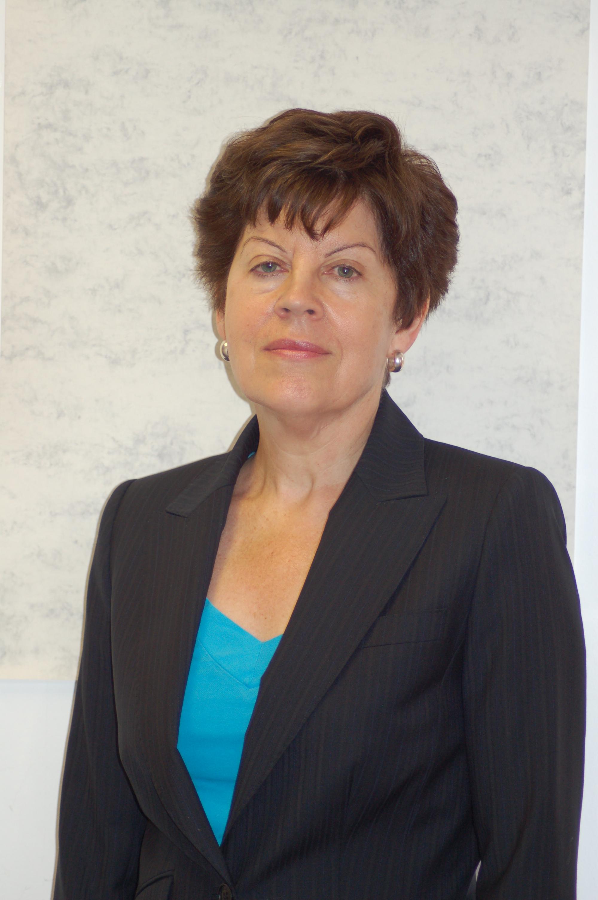 Elizabeth Wilmshurst CMG