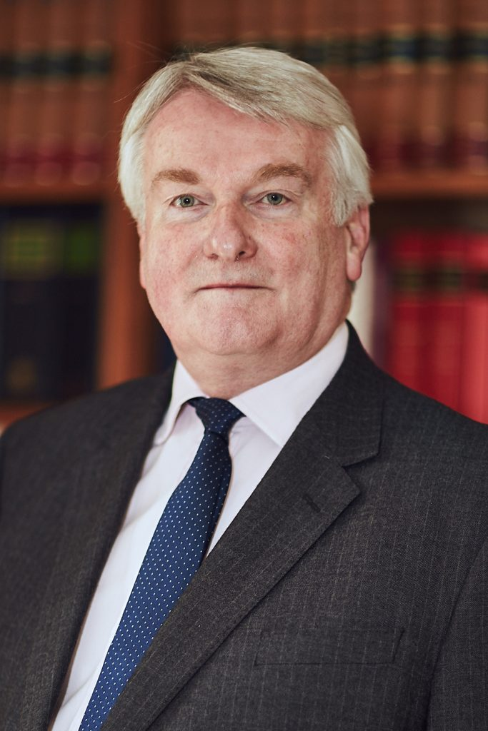 Lord Chief Justice of England and Wales – The Right Honourable The Lord Burnett of Maldon