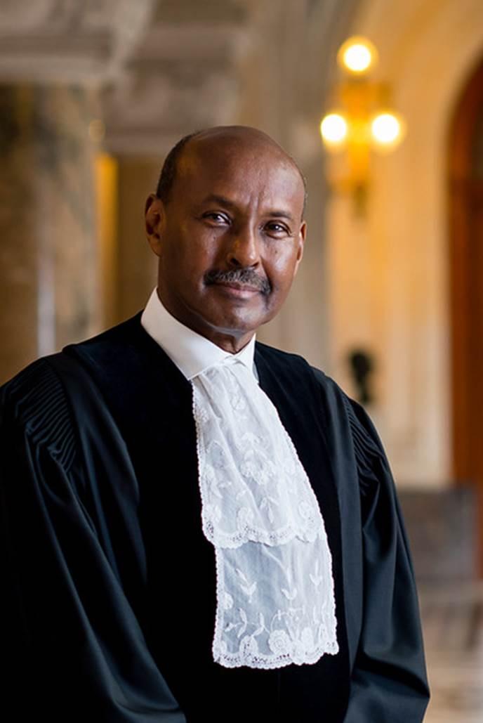 Judge Abdulqawi A. Yusuf