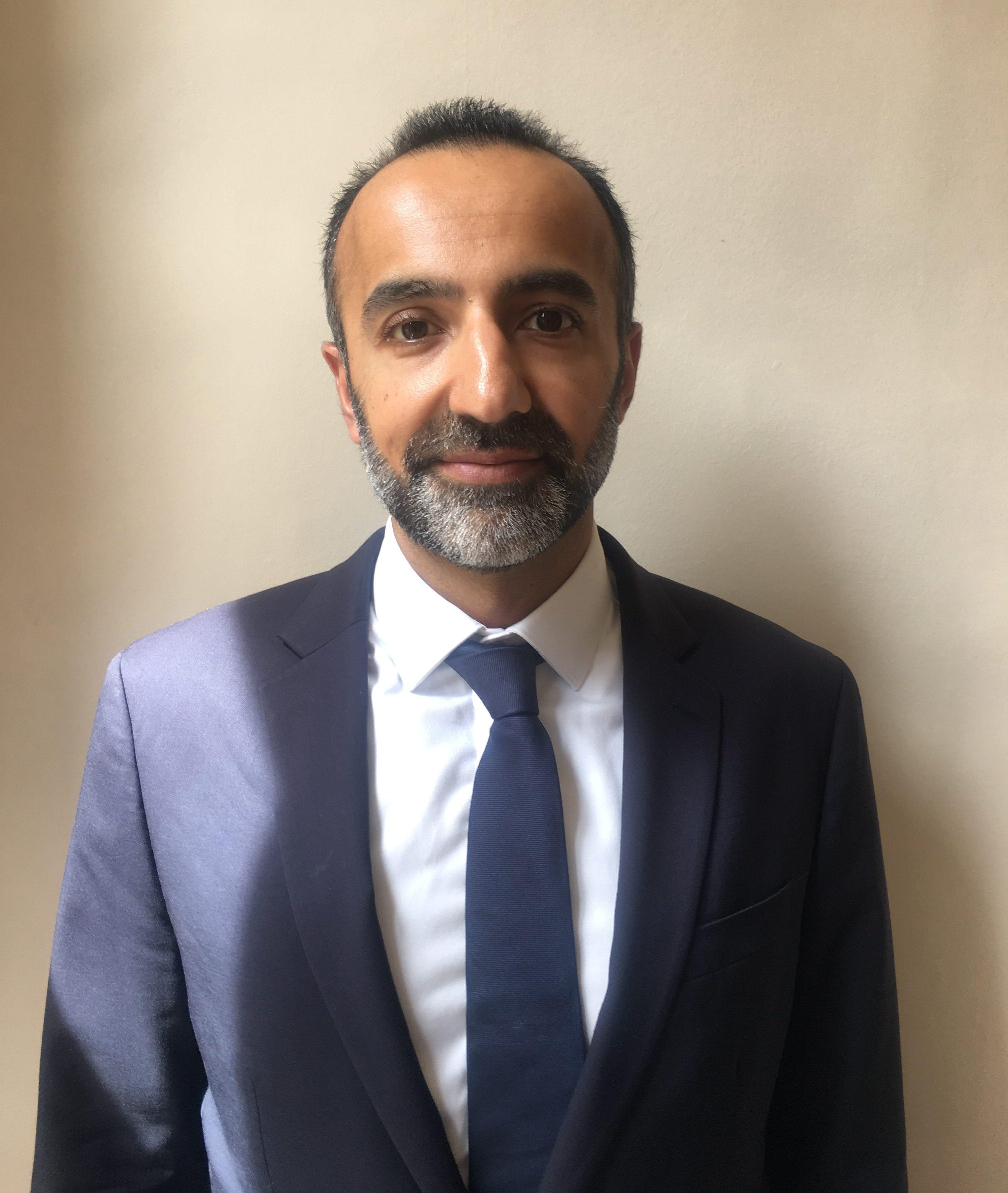 Shehzad Charania