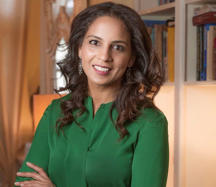 Professor Parosha Chandran